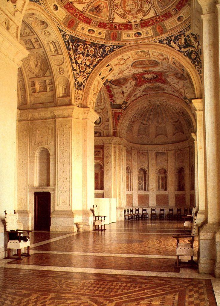 Villa Madama - Lazio, Italia /  Raffaello Sanzio (e Antonio da Sangallo il Giovane)