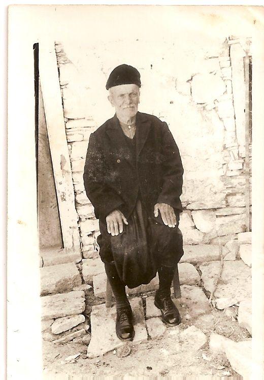 greece chios nenita,traditional man