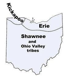 Best Map Of Ohio Ideas On Pinterest Map Of Cleveland Ohio - Ohio location on us map