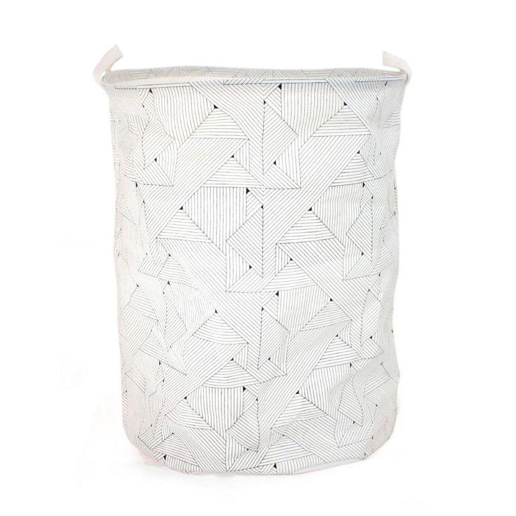 Cesto Laundry Ropa Lines
