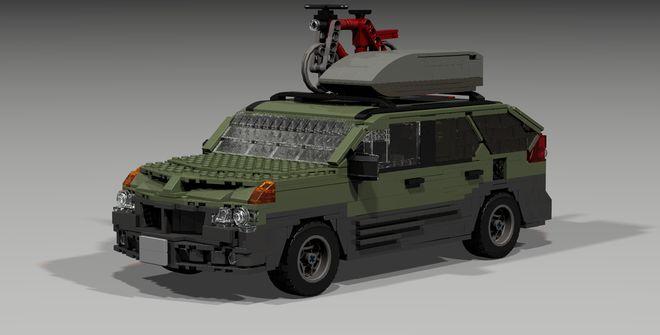 LEGO Ideas - Lego Pontiac Aztek