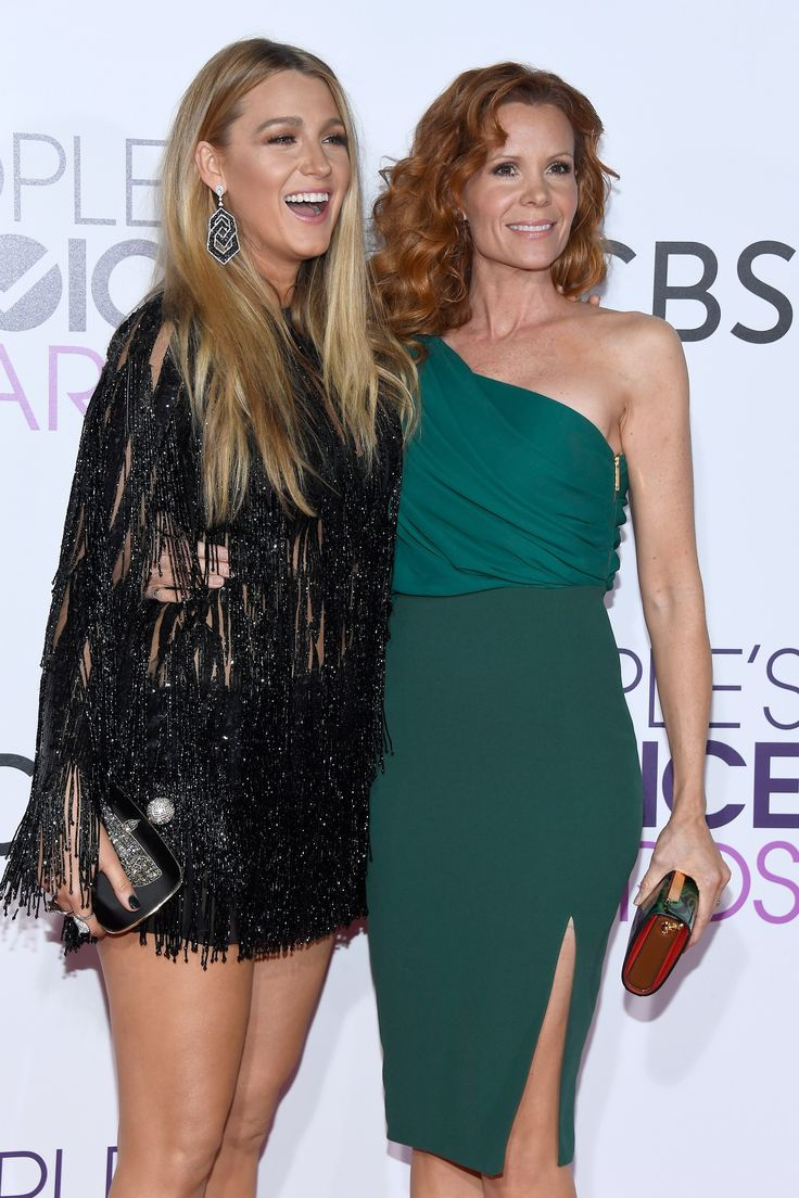 Blake Lively Hits the Red Carpet With Her Famous Sister and Casts a Spell on Us