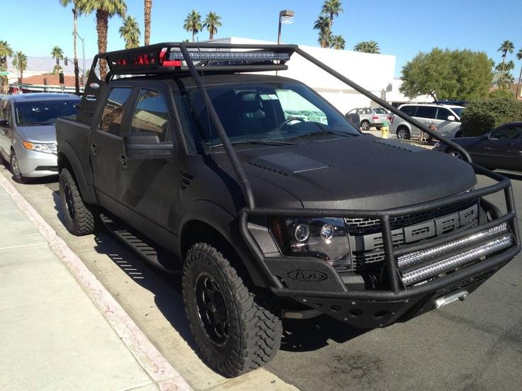Ford Raptor done with bedliner Ford raptor