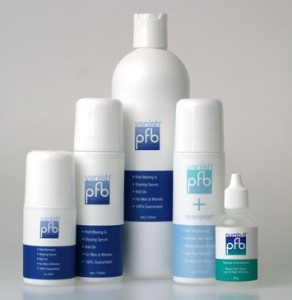 PFB - To remove all your ingrown hairs