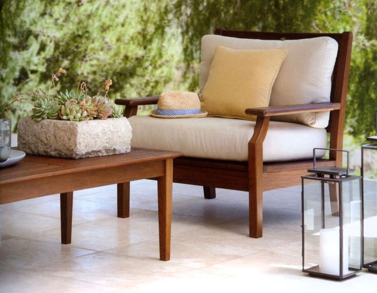 San Marino Pool U0026 Patio, Wood Patio Furniture   Jensen Leisure: Ipeu0027 Wood