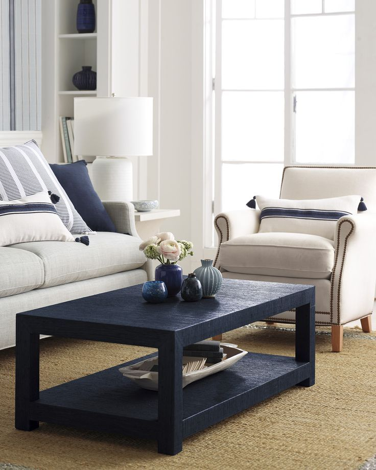 Serena & Lily Canyon Chair | Coastal Living Rooms in 2019 ...