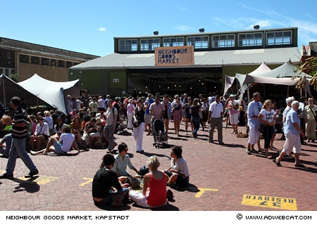 Neighbourgoods Market every Saturday #CapeTown #SouthAfrica