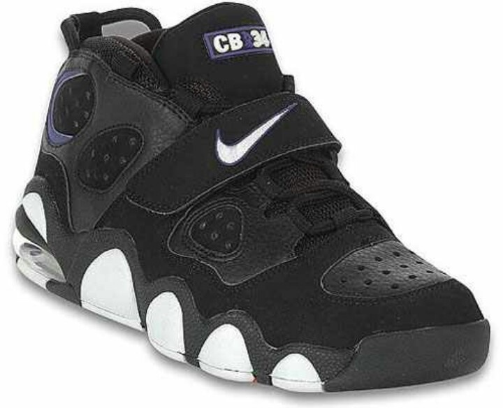 Nike Air CB 34 was originally released in and held the nickname Godzilla  for the commercials Charles Barkley.