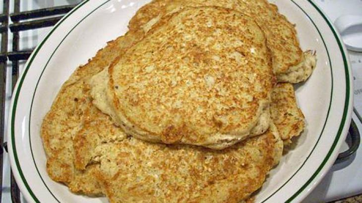 Pancakes Recipe: Ingredients 13 cup quinoa flour 13 cup cornmeal ...