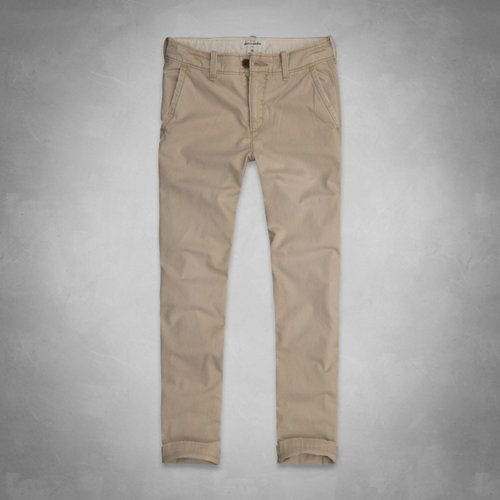 cool looking chinos