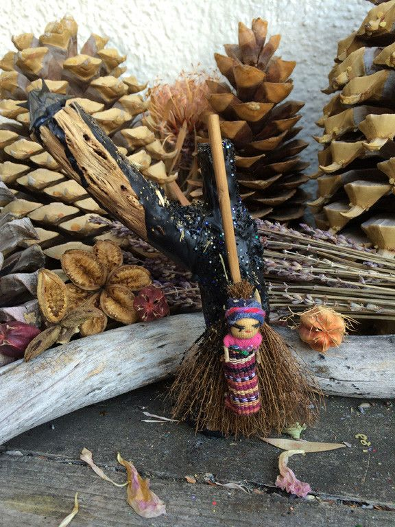 Summary -> My Secret Hoodoo Cinnamon Brooms