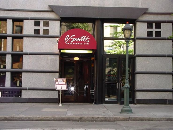 exterior design of bars | Exterior Design of B Smiths Restaurant NYC « United States Design ...