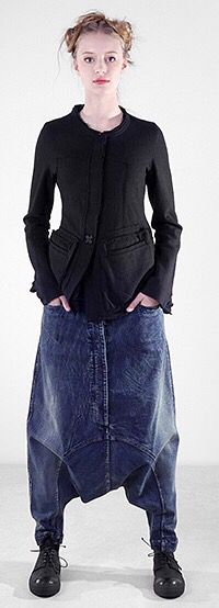 """Love the Jacket! Sorry I cannot get behind these """"Pants""""....? RUNDHOLZ   BLACK LABEL"""