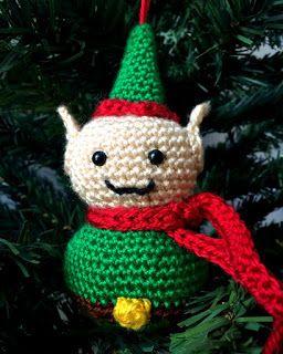 33Threads: Christmas Ornaments!!! Elf