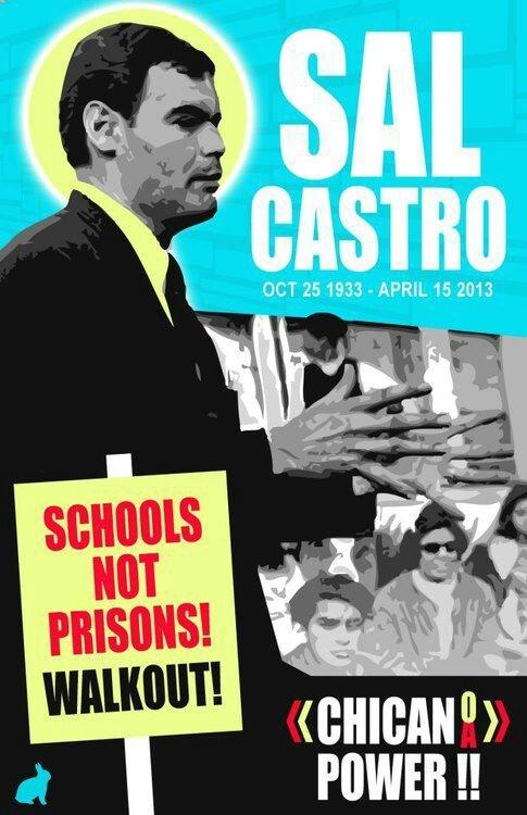 Sal Castro - an inspiration