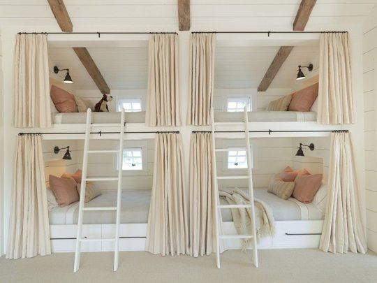Small Space Inspiration: Bunk Beds & Lofts