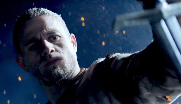 Final 'King Arthur: Legend of the Sword' Trailer Unsheathed