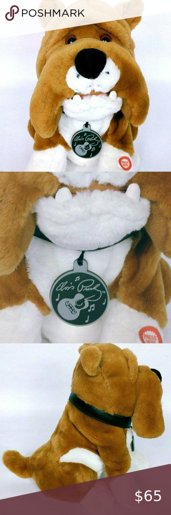 Elvis Presley Graceland Teddy Bear Plush Stuffed Animal ... |Elvis Presley Stuff Animal
