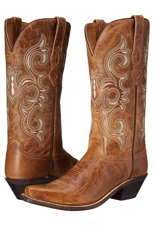 Old West Boots LF1541 (Tan Fry) Cowboy Boots - Old West Boots, LF1541, LF1541, Footwear Boot Western, Western, Boot, Footwear, Shoes, Gift, - Fashion Ideas To Inspire