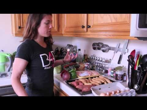 Weekly Food Prep tips for Paleo eating