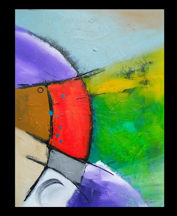Large original and contemporary paintings buy art that is colorful and large canvas wall art for sale for interior designers and collectors