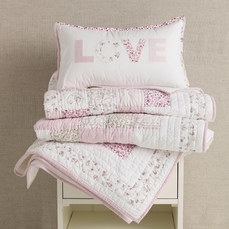 Milly Quilt from The White Company