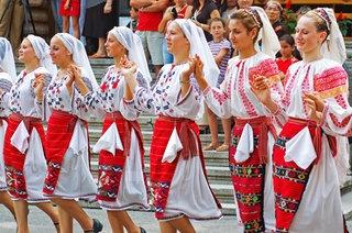 traditional dance..