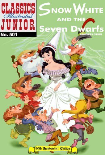 Snow White and the Seven Dwarfs (Classics Illustrated Junior : No. 501) by Grimm Brothers, http://www.amazon.com/dp/B00A25Z8CI/ref=cm_sw_r_pi_dp_G0xDub05ZDGZN
