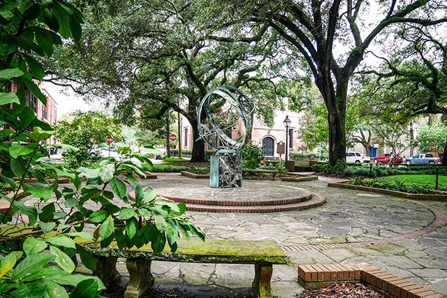 Part Three of our Guide to Savannah Squares via Southern Realty News