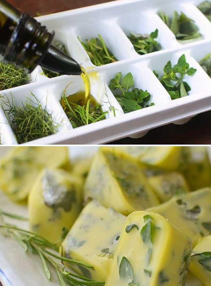 olive oil herbs