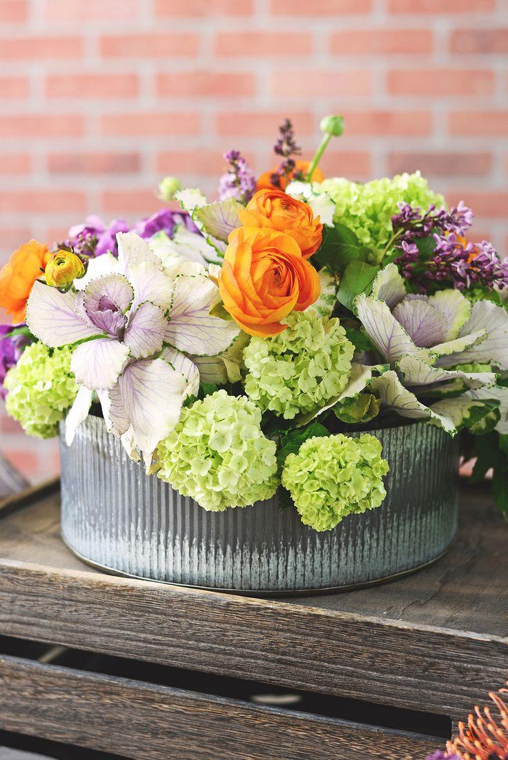 Fake Flower Arrangement Ideas Home