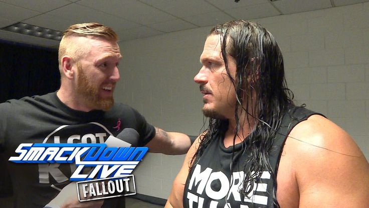 Are Heath Slater & Rhyno the new superheroes of WWE?: SmackDown LIVE Fallout, Oct. 11, 2016 - http://newsaxxess.com/are-heath-slater-rhyno-the-new-superheroes-of-wwe-smackdown-live-fallout-oct-11-2016/