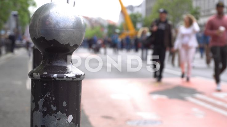 People on the streets - Stock Footage | by botiordog