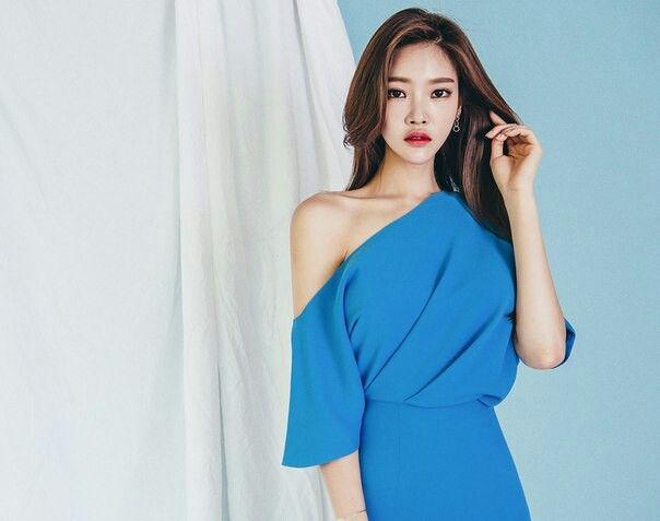 Jung Yun #Korean #model