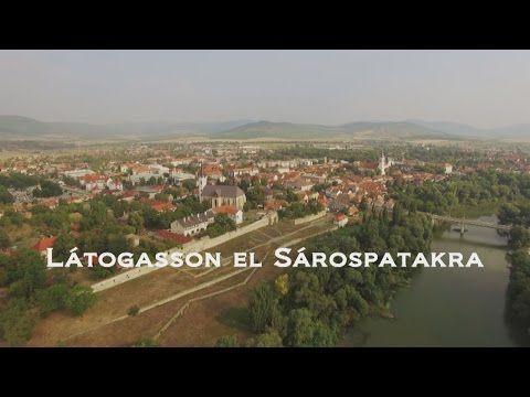 Sárospatak Image Film - YouTube