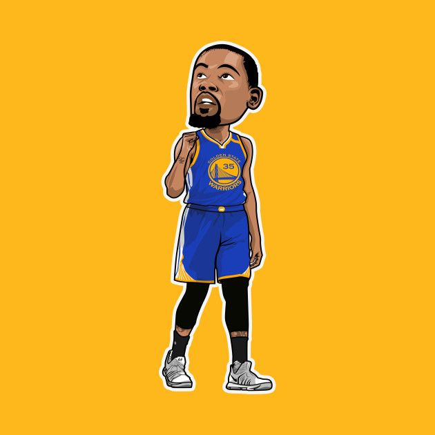 Check out this awesome 'Kevin+Durant+Cartoon+Style' design