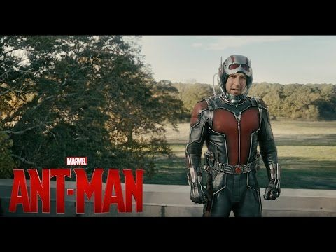 Ant-Man - Film Review