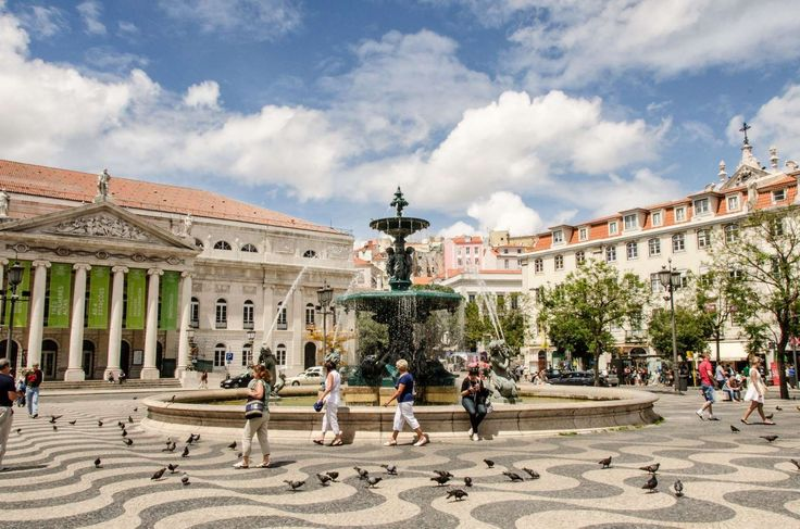 . Lisbon, Portugal - Getty Images