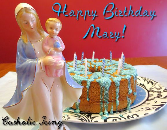 The Nativity of Mary is celebrated on September 8. How are you wishing her a Happy Birthday?