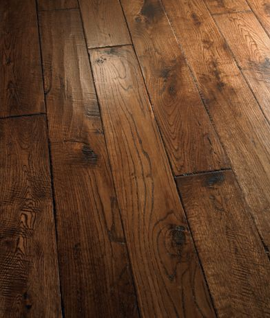 Bella Cera - Diamanti Thistle OakArtisan Solid Hardwood Flooring