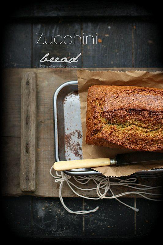 ... zucchini bread ...