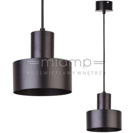 99zł _ Metalowa LAMPA wisząca SIG 30897 czarny | =mlamp.pl=