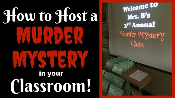 My murder mystery lesson is by far my students' favorite – and for good reason! They get to be a part of the story, walk…