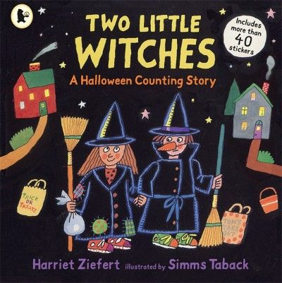 Libri in inglese a tema Halloween - Two Little Witches