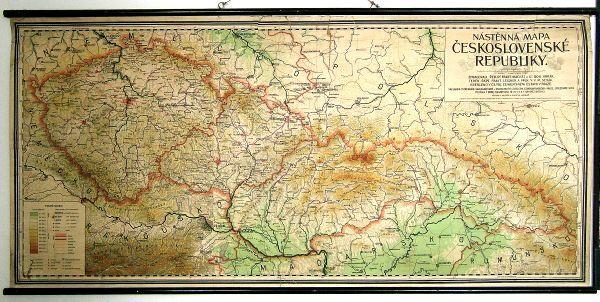 ČESKOSLOVENSKO 1 REPUBLIKA