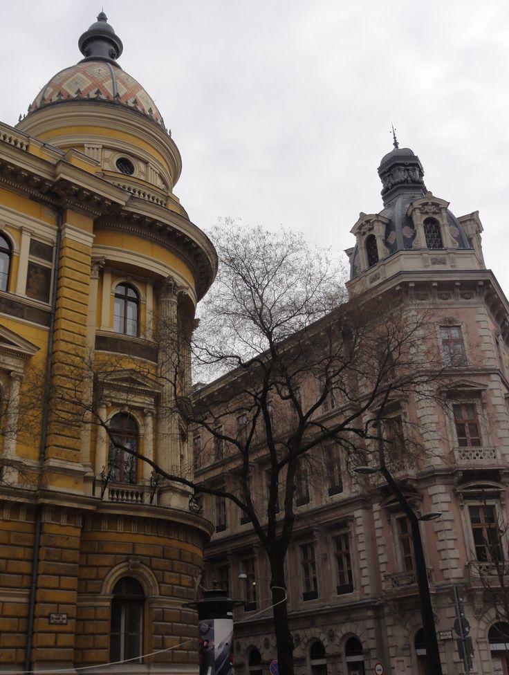 Szkalnitzky Antal és Ybl Miklós kupolái.