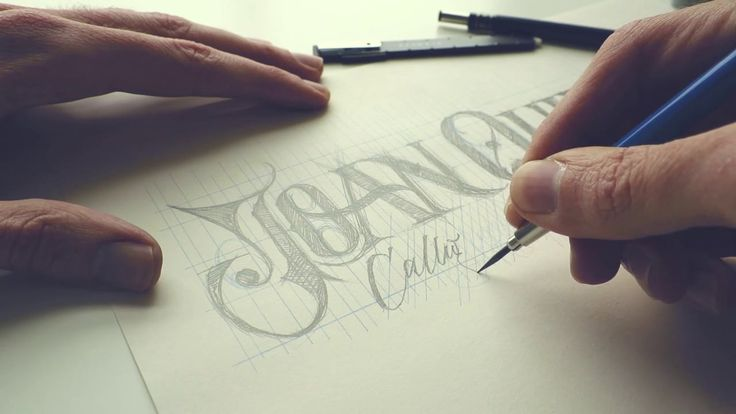 Joan Quirós - Calligraphy & Lettering