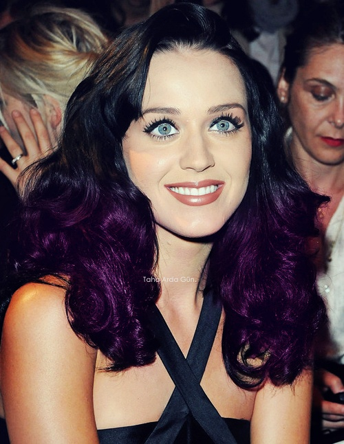 katy perry purple hair | Tumblr | Blue Hair Don't Care ...