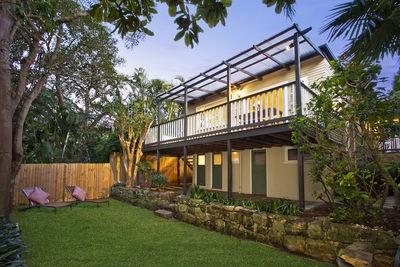 Peaceful haven, Fairlight, Sydney