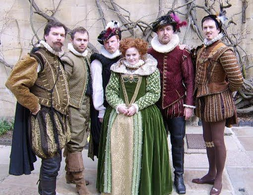 Costumes (for Shakespeare)